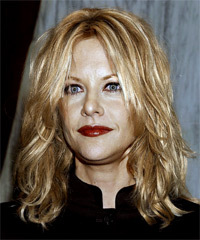 Meg Ryan Hairstyle - click to view hairstyle information
