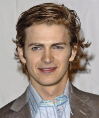 Hayden Christensen - Medium Wavy