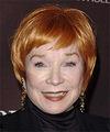 Shirley Maclaine Hairstyle
