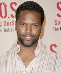 A.J. Calloway Hairstyle - click to view hairstyle information