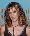 Alanis Morissette Hairstyle