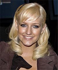 Ashlee Simpson Hairstyle
