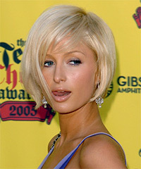 Paris Hilton - Short Bob