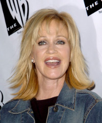 Melanie Griffith Hairstyle - click to view hairstyle information