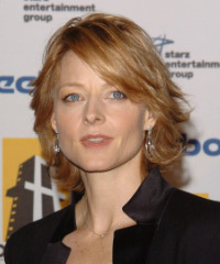 Jodie Foster Hairstyle - click to view hairstyle information