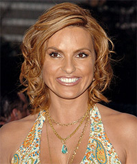Mariska Hargitay Hairstyle - click to view hairstyle information