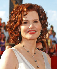 Geena Davis - Medium Curly