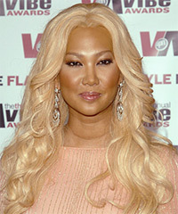 Kimora Lee Simmons Hairstyle - click to view hairstyle information