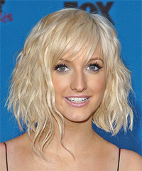 Ashlee Simpson Hairstyle - click to view hairstyle information