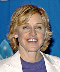 Ellen DeGeneres - Medium Straight
