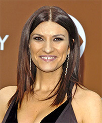 Laura Pausini Hairstyle - click to view hairstyle information