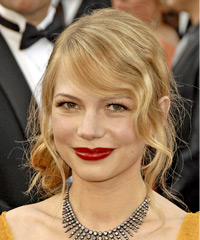 Michelle Williams - Curly