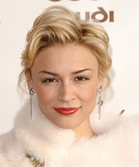 Samaire Armstrong Hairstyle - click to view hairstyle information