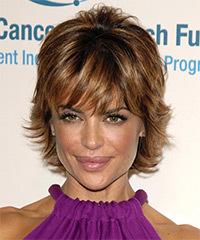 Lisa Rinna Hairstyle