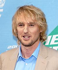 Owen Wilson Hairstyles