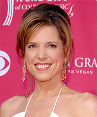 Hannah Storm Hairstyle - click to view hairstyle information