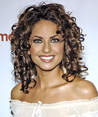 Barbara Mori Hairstyle