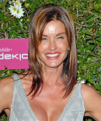 Janice Dickinson Hairstyle - click to view hairstyle information