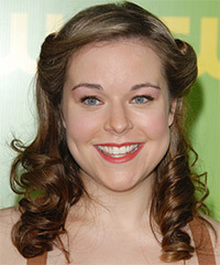 Tina Majorino - Half Up Long