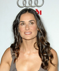 Demi Moore Hairstyle - click to view hairstyle information