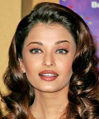 Aishwarya Rai - Curly