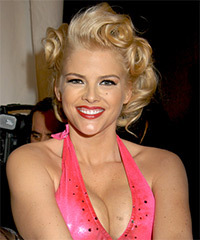 Anna Nicole Smith Hairstyle