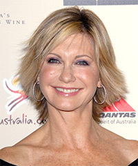 Olivia Newton-John Hairstyle - click to view hairstyle information
