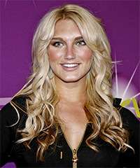 Brooke Hogan Hairstyle