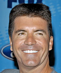 Simon Cowell Hairstyle
