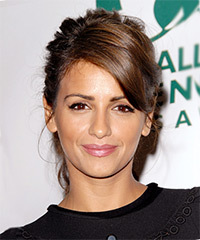 Monica Cruz Hairstyle - click to view hairstyle information