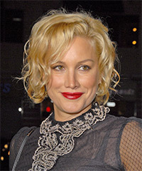 Alice Evans Hairstyles