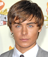 Efron Hairstyle on Zac Efron Hairstyle   Click To View Hairstyle Information