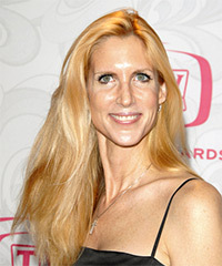 Ann Coulter Hairstyle - click to view hairstyle information
