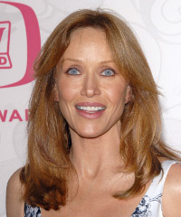Tanya Roberts Hairstyle - click to view hairstyle information