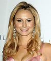 Stacy Keibler Hairstyle