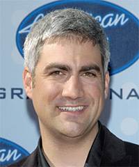 Taylor Hicks Hairstyle - click to view hairstyle information