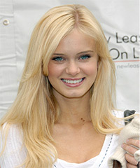 Sara Paxton - Long Straight
