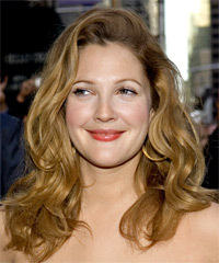 Drew Barrymore Hairstyle