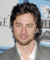 Zach Braff Hairstyle - click to view hairstyle information