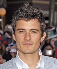 Orlando Bloom Hairstyle - click to view hairstyle information