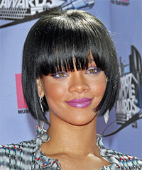 Rihanna - Straight Bob