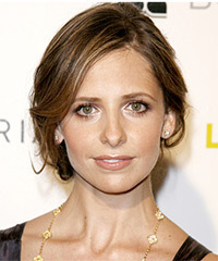Sarah Michelle Gellar - Updo Long Straight