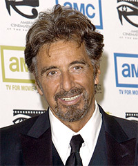 Al Pacino Hairstyle - click to view hairstyle information