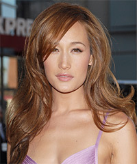 Maggie Q Hairstyle - click to view hairstyle information