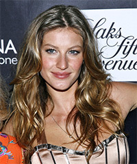 Gisele Bundchen - Long Wavy