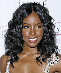 Kelly Rowland - Long Curly