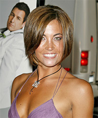 Rebecca O Donahue Hairstyle - click to view hairstyle information