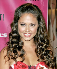 Vanessa Minnillo Hairstyle