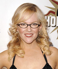 Rachael Harris - Long Curly