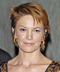 Diane Lane Hairstyle